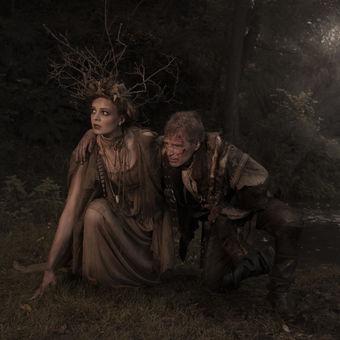 Déran a zachránkyně