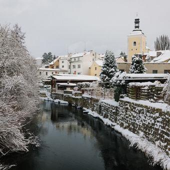 Ladovská zima v Českém ráji