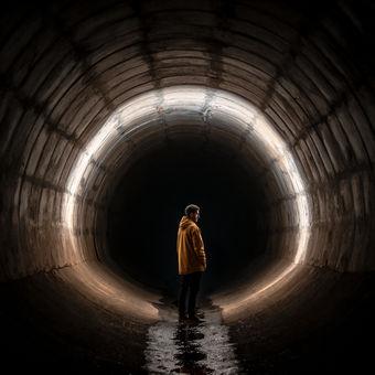 V tunelu II