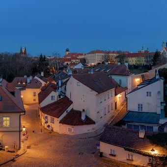 Praha - Nový svět