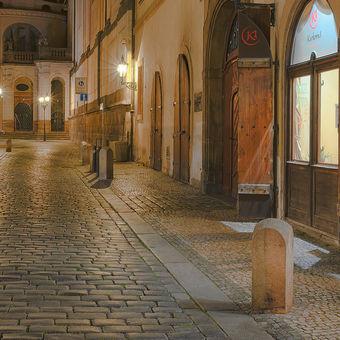Večer staroměstský