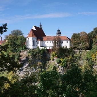 Bechyně františkánský klášter