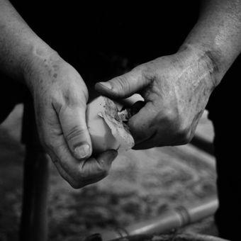 Zrobené ruky