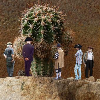 Na zájezdě v Mexiku
