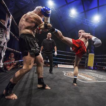v ringu Muay Thai II.