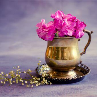 Zátiší s lila