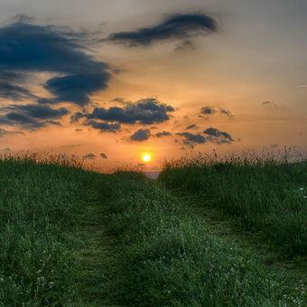 Cesta za sluncem...