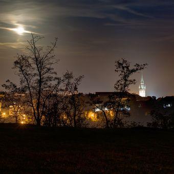 Noční Znojmo
