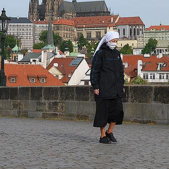 Praha v době virové IX