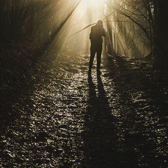 Za světlem na Milešovku