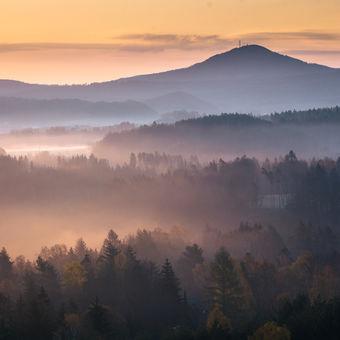 Z Českého Švýcarska do Lužických hor