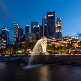 The Merlion #2
