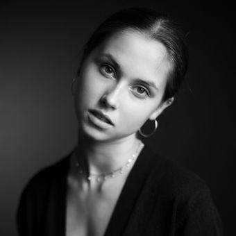 portrét Anety T.