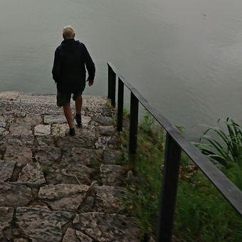 náš největší rybník Rožumberk