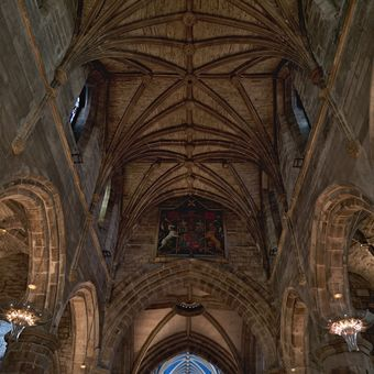 ...St. Giles Cathedral...