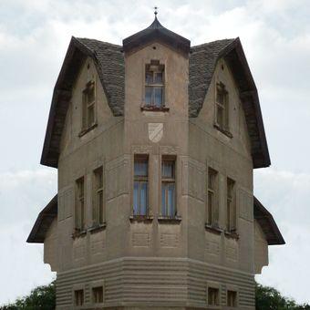 Průvodce po hradech a zámcích 05 - Venkovský zámeček Sternhaus