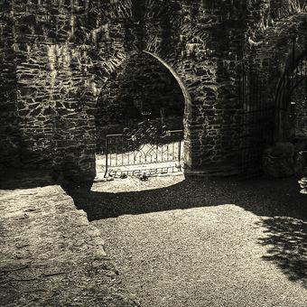 Helfštýnské hradby
