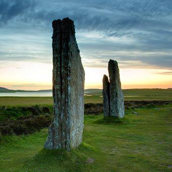 Orkneje, Skotsko