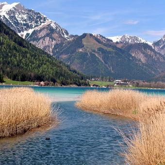 Jaro v Rakousku... Achensee...