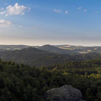 Kamenický Šenov, Polevsko, Bukovina