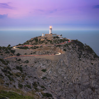 Maják na Formentoru