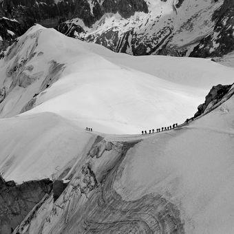 Přelidněno pod Mont Blancem 2