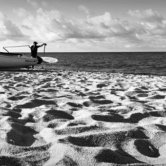 Muž a moře