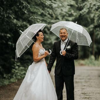 Radost v dešti
