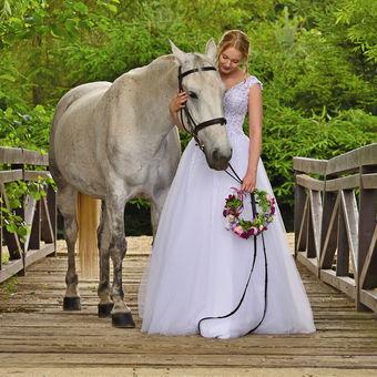 Nevěsta a kůň