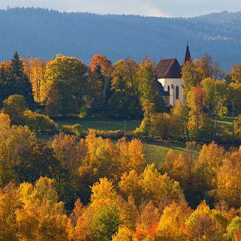 Podzim a sv. Mikuláš