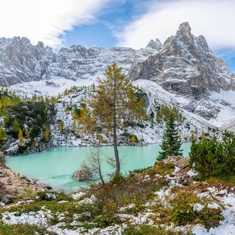 Lago di Sorapis II