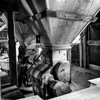 Ve starém mlýně