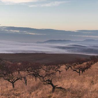 Údolí pod mraky