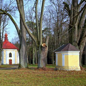 poutní místo u sv. Anny