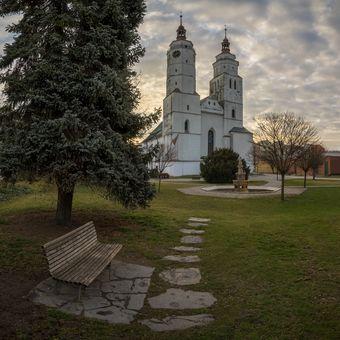 Kostel svatého Martina - Krnov