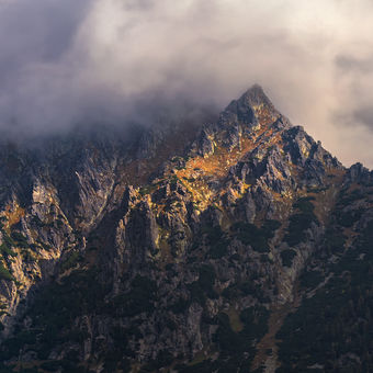 Tajomná hora