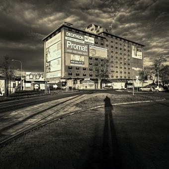 Tajemná budova