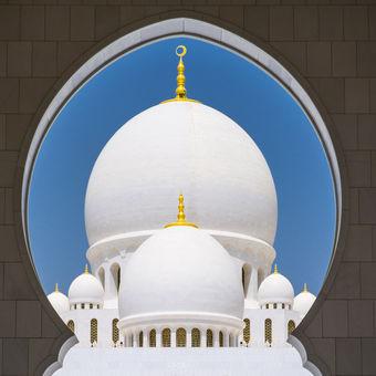 Sheikh Zayed Grand Mosque - Abu Dabhi