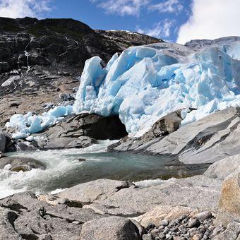 Jostedalský ledovec