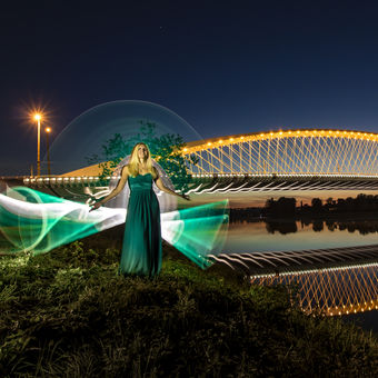 Oslava Trojského mostu