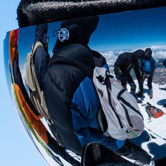 Mount Elbrus, 5642 m