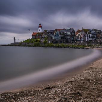 Urk, stárá holandská rybářská vesnice :-)