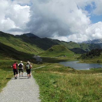 v Lechtálských Alpách