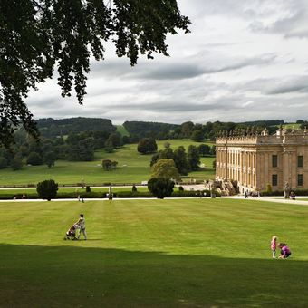 ...Chatsworth Garden...