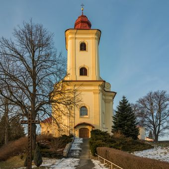 Kostelíček v Plesné