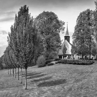 Kostelík v Bělé