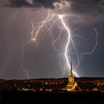 Síla bouře