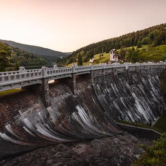 Labská přehrada