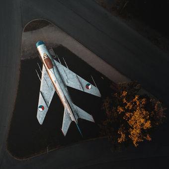 Nadzvukový letoun MiG-19