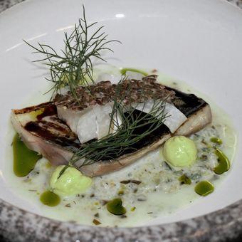 Ryba k večeři.